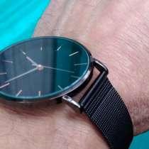 Новые, кварцевые, ультра тонкие мужские повседневные часы, в г.Павлодар