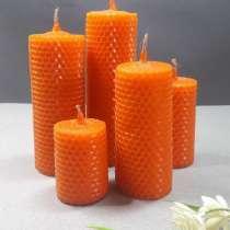 Оранжевые свечи на Исполнение Желаний, в г.Киев