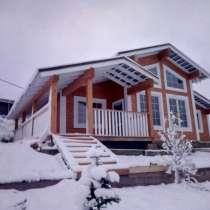 Проектируем, производим и строим дома из термобруса, в Иркутске