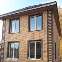 Продам 2-х этажный новый дом в пос. Верх-Туле, в Новосибирске