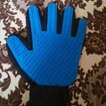 Мягкая силиконовая перчатка для животных, в Калининграде