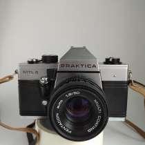 Зеркальный фотоаппарат PRAKTICA MTL5, в г.Донецк