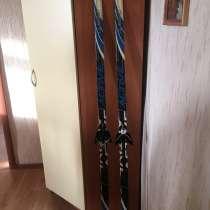 Подам лыжи 170+Ботинки 37 р, в Дзержинске