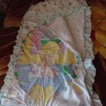 Отдам одеяло детское на замочке, в Новосибирске