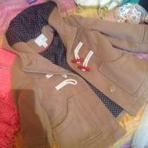 Продам детское пальто кашемир, в г.Кривой Рог