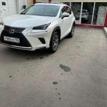 Lexus NX 2.0 CVT AWD (150 л. с), в Москве