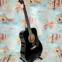 Гитара акустическая (новая) дредноут, в Рязани