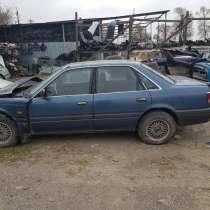 Мазда 626 1989 г 3 поколение 1,8л битая кпп 5ст, в Ростове-на-Дону