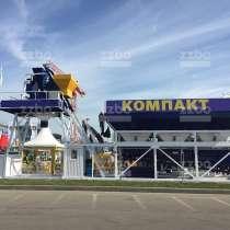 Бетонный завод КОМПАКТ-90, в г.Душанбе