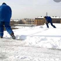 Уборка снега, в г.Таллин