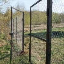 Продаем садовые металлические ворота от производителя, в Самаре