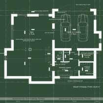 Проект дома на склоне, продам проекты коттеджей, в г.Минск