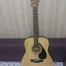 Акустическая гитара Yamaha F310, в Каменске-Уральском