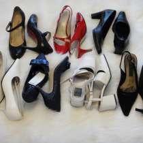 Туфли на каблуке 3-7см на 36,37,38 р, в Санкт-Петербурге