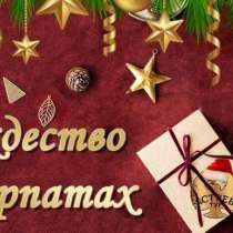 Рождество в Карпатах на 5 дней, в г.Киев