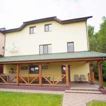 Комфортный коттедж для отдыха с баней и бассейном, в г.Минск