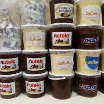 Шоколад и Паста, в Аксае