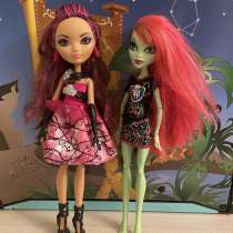 Куклы Monster High и After High, в Москве