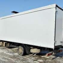 Удлинение грузовика ЗиЛ 5301 Бычок с европлатформой, в Нижнем Новгороде