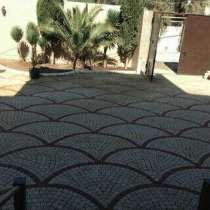 Предлагаю услуги по укладке тротуарной плитки, в г.Баку