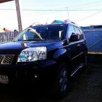Продам автомобиль Ниссан Икстрейл 2.0, МКПП, тканевый салон, в Самаре