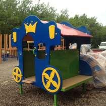 Детские игровые площадки и спортивное оборудование, в Таганроге