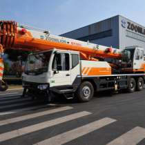 Автокран Zoomlion QY30V, в Москве