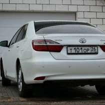 Toyota Camry, в Самаре