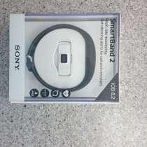 Фитнес браслет Sony SmartBand 2, в Перми