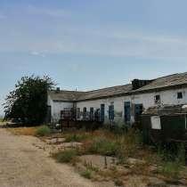 Продам участок 4,28 га с причалом в Крыму, в Керчи