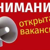 Специалист в отдел, в Москве