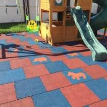 Резиновые покрытия для детских площадок, в г.Усть-Каменогорск