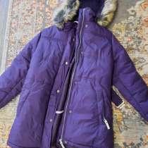 Зимняя верхняя одежда для девочки, в Балабаново