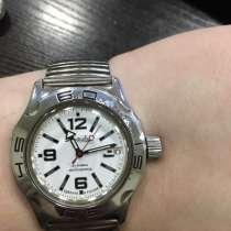 Часы Амфибия, в Казани