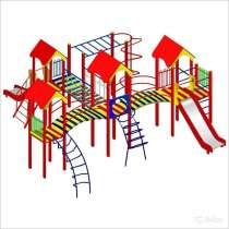 Детские Площадки оборудуем Жилые дома, частные общ, в Ставрополе