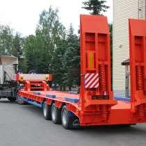 Тралы и площадки для перевозки негабаритных грузов, в Сургуте