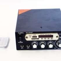 Усилитель звука стереоусилитель для колонок UKC SN-805BT, в г.Киев