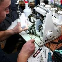 Ремонт швейных машин и оверлоков, в Рыбинске