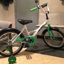 Детский велосипед Novatrack Strike 18, в Пскове