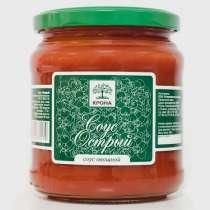 Соус томатный 0,5 л Крона твист, в Омске