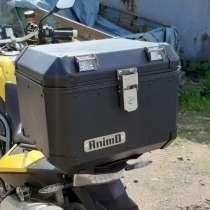 Алюминиевые кофры AnimO Pro 2 для мотоцикла, в г.Астана