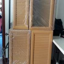 Навесные шкафчики на кухню, в Перми