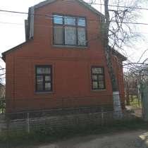 Ростовское шоссе 10км Продам дом с большим участком, в Краснодаре