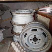 Продам диски ВАЗ штамповка R13 б\у, в Бузулуке