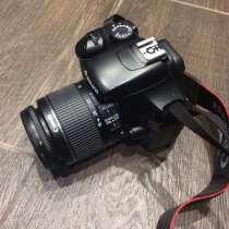Фотоаппарат Canon EOS 1100D Kit, в Санкт-Петербурге