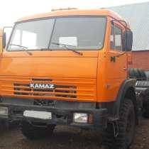 Продам тягач вездеход КАМАЗ, ДВС камаз 2 турбины, капремонт, в Тюмени