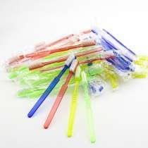 Набор из 10 зубных щеток с нанесенной пастой Revyline, в Сочи