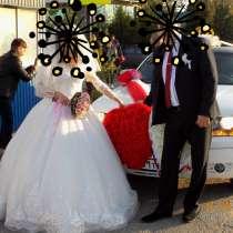 Продам свадебное платье, в Джанкое