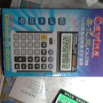 Продам электронный калькулятор Cayina, в г.Кокшетау