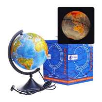 Глобус физический диаметр 210мм, в г.Алматы